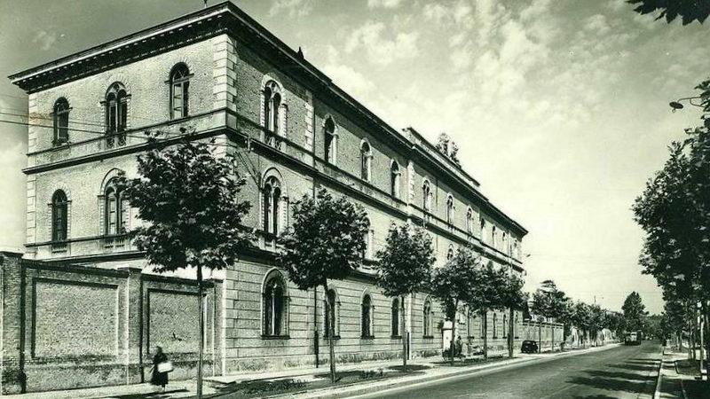 Paolo Venturelli: la caserma Paolini centro di ricerca archeologica
