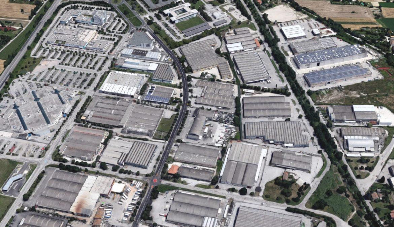 """Giro di ricognizione per il Cantiere 1 """"Aree industriali, sviluppo artigianale e mix di usi"""""""
