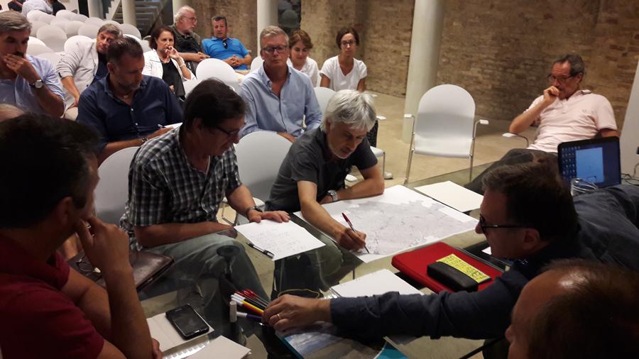 #ORIZZONTEFANO: decine di fanesi ripensano la Valle del Metauro